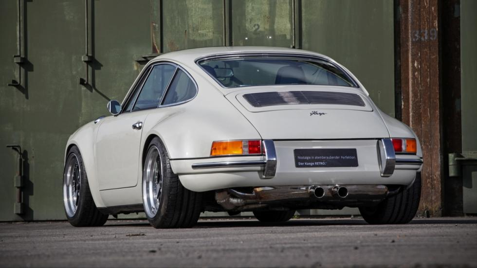 Porsche 911 by KAEGE