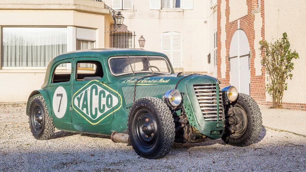 Citroën Hot Rod