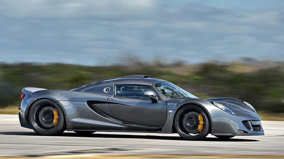 Hennessey Venom GT: