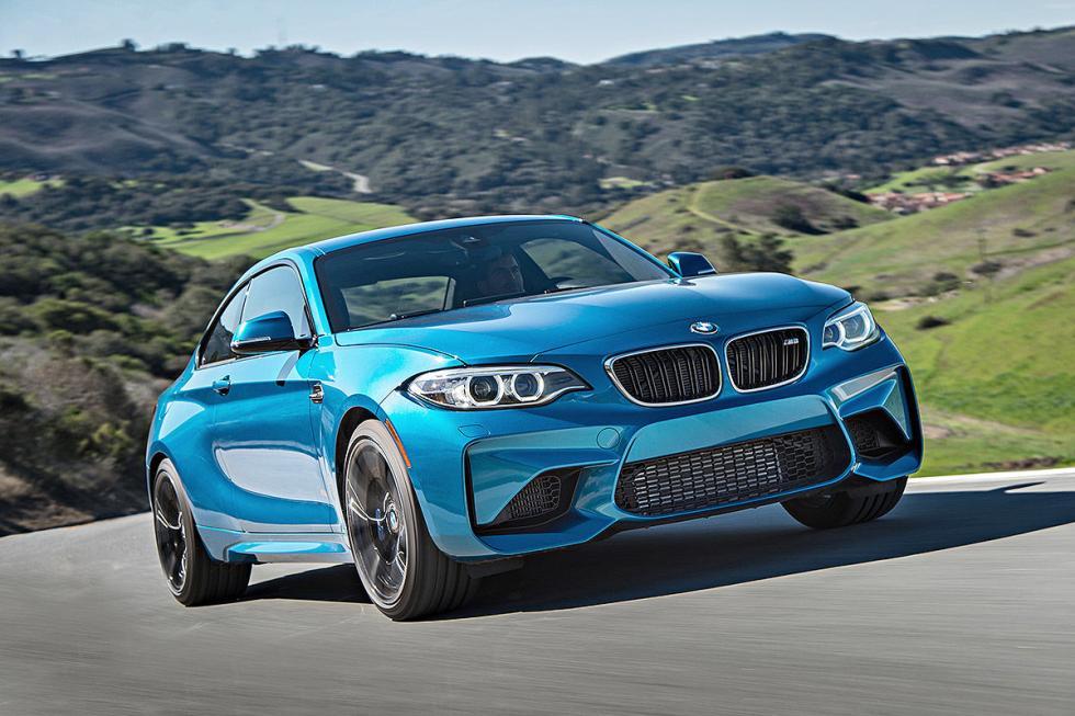 15 Duelo de ayer y hoy: BMW M2 vs BMW 2002 turbo