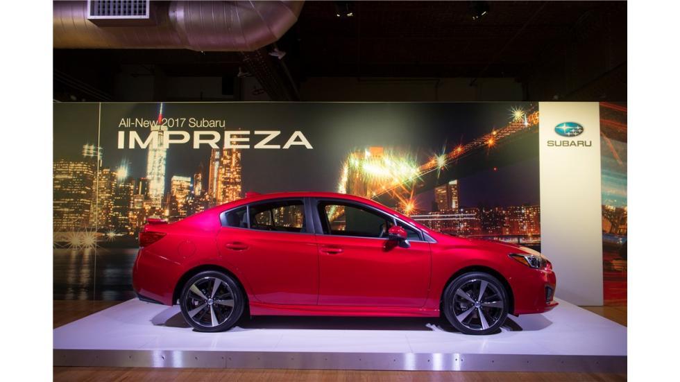 Subaru Impreza Sport Sedan 2017 lateral