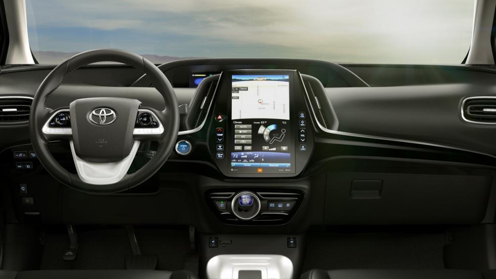Toyota Prius Prime salpicadero