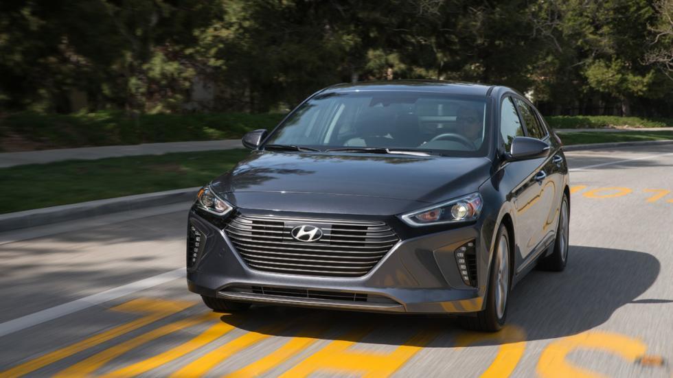 Hyundai Ioniq Salón Nueva York 2016 morro