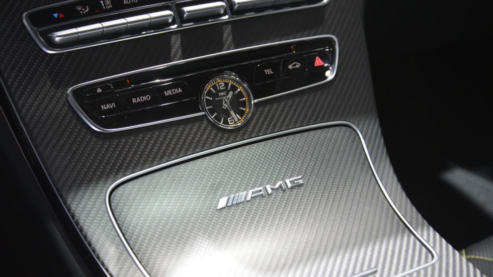 Mercedes-AMG E43 4Matic 2016 reloj
