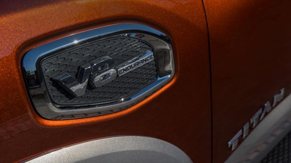 Nissan Titan XD 2016