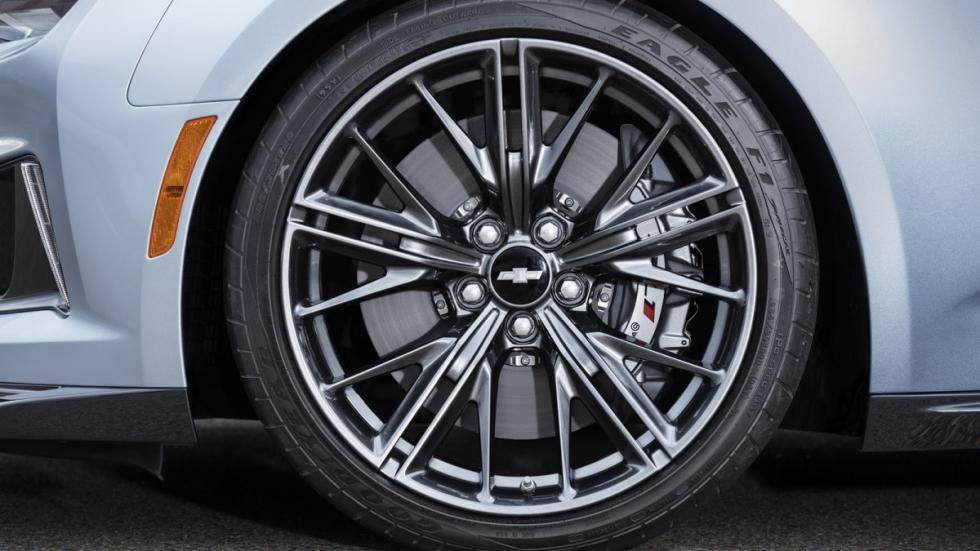 Chevrolet Camaro ZL1 Convertible 2016