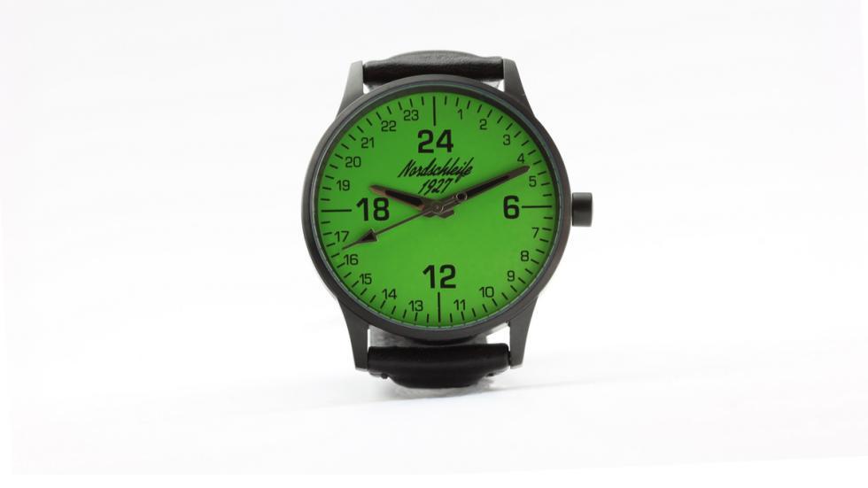 frontal nuevo reloj nordschleife