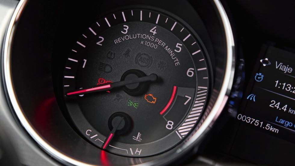 Ford Mustang relojes
