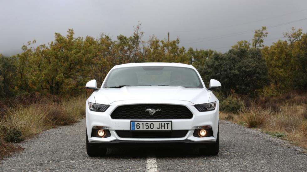 Ford Mustang frontal