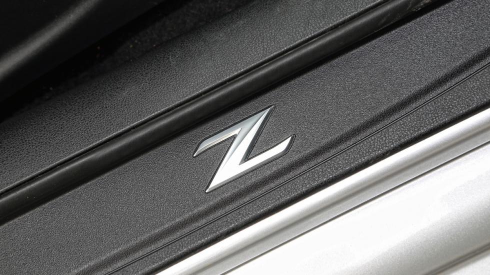 Nissan 370Z detalle