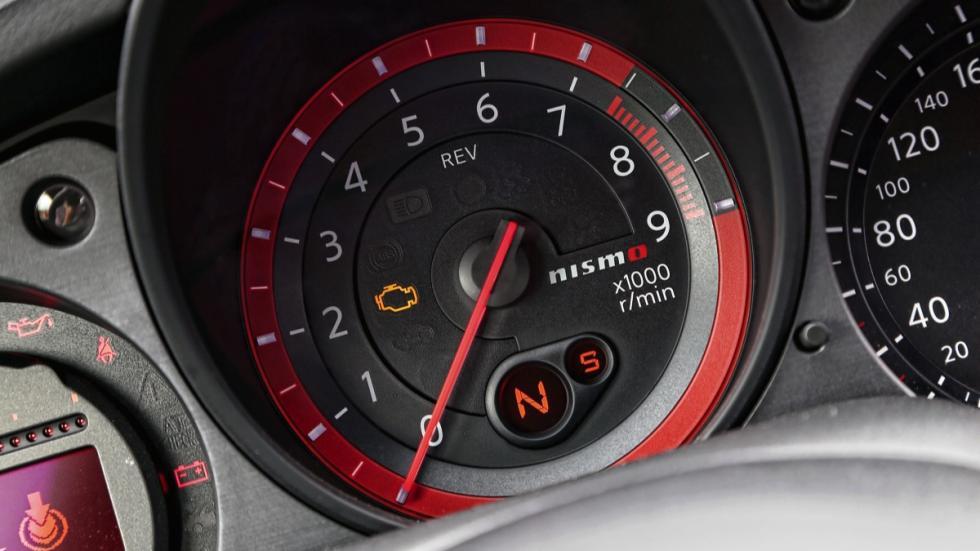 Nissan 370Z relojes