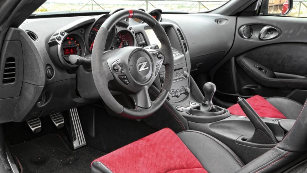 Nissan 370Z salpicadero