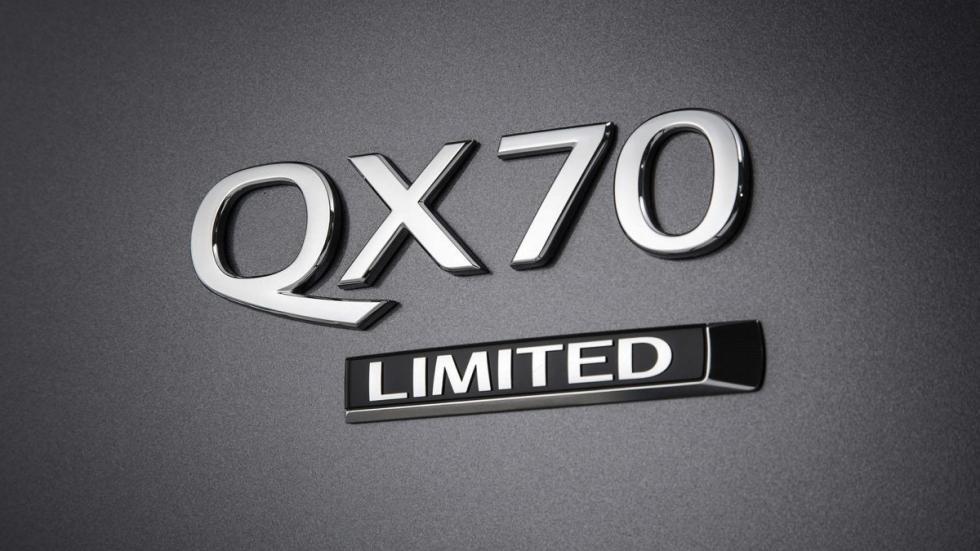 Infiniti QX70 Limited detalle