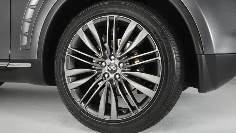 Infiniti QX70 Limited rueda