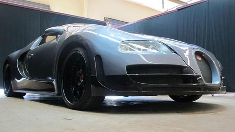 Réplica de Bugatti Veyron