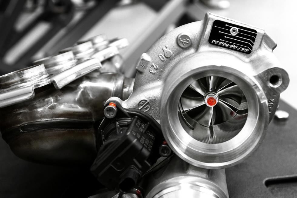 BMW 220i 'tuneado' detalle