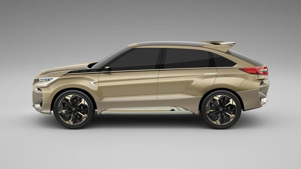 Honda UR-V lateral