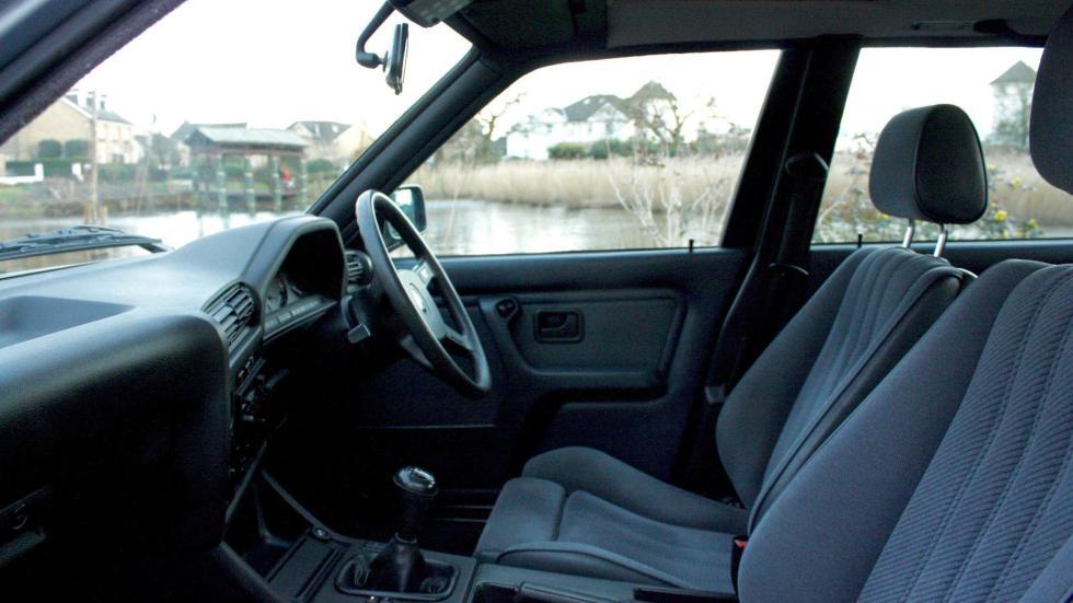 BMW E30 325i detalle