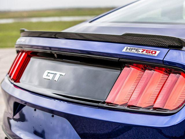 Mustang GT by Hennessey Performance detalle