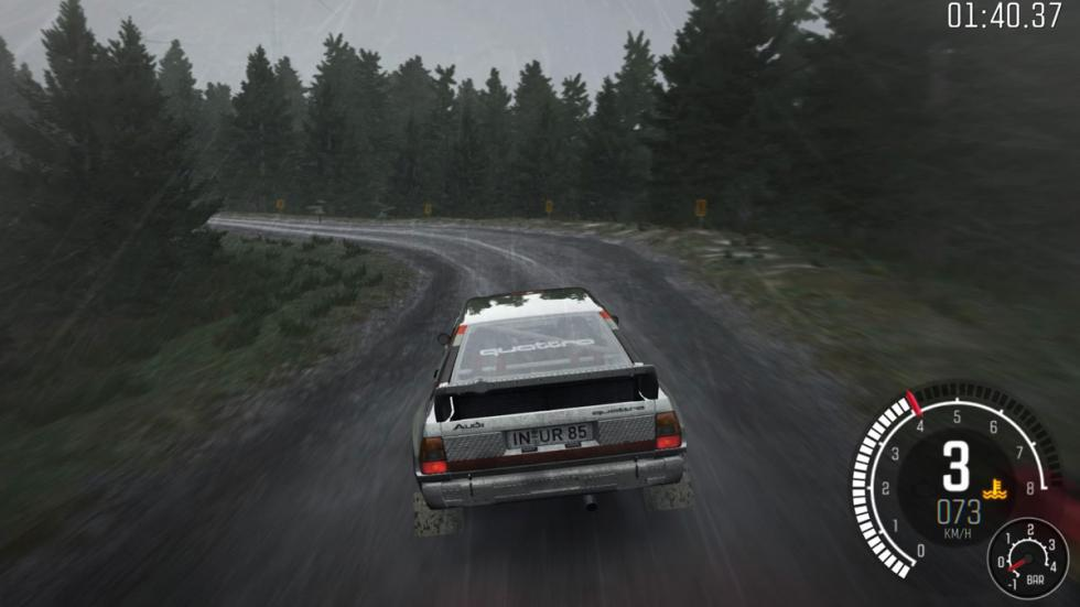 dirt rally gales