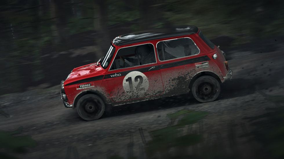 DIRT Rally Mini 70