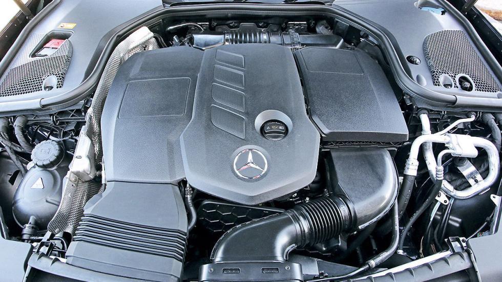 Mercedes Clase E 2016 motor