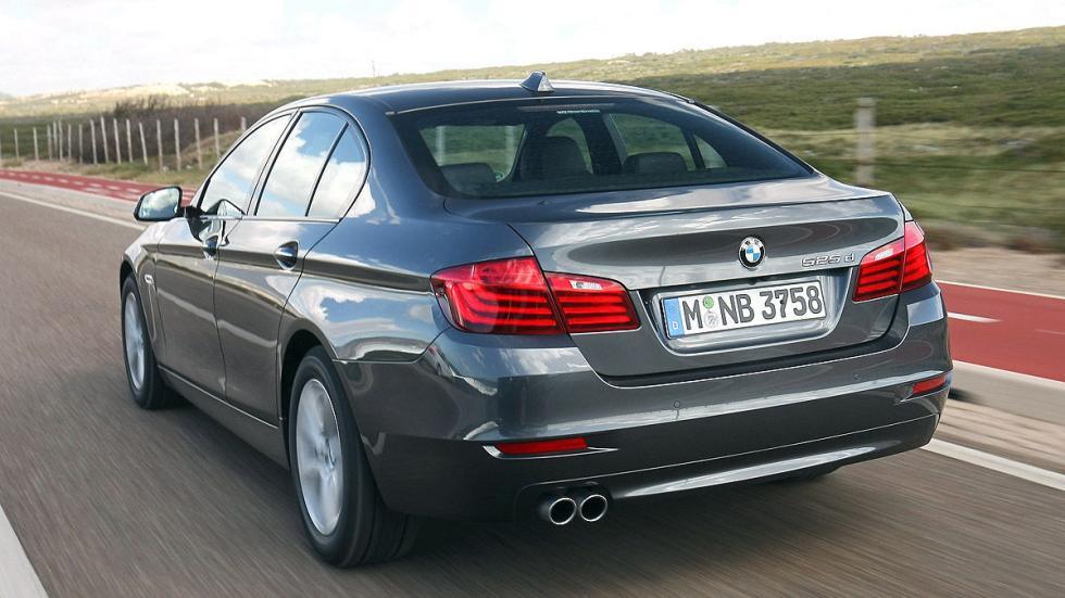 BMW Serie 5 zaga