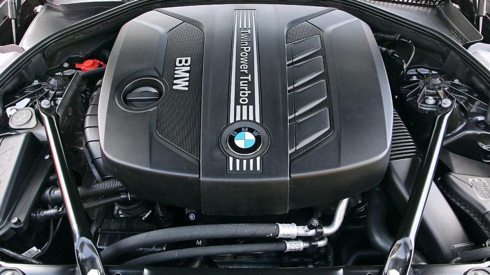 BMW Serie 5 motor