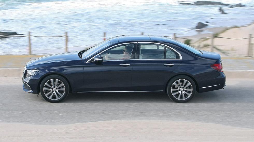 BMW Serie 5 barrido