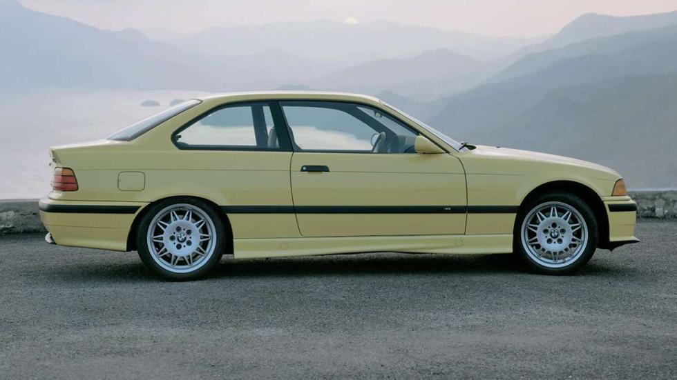 BMW-podrían-revalorizarse-bmw-m3-e36-zaga
