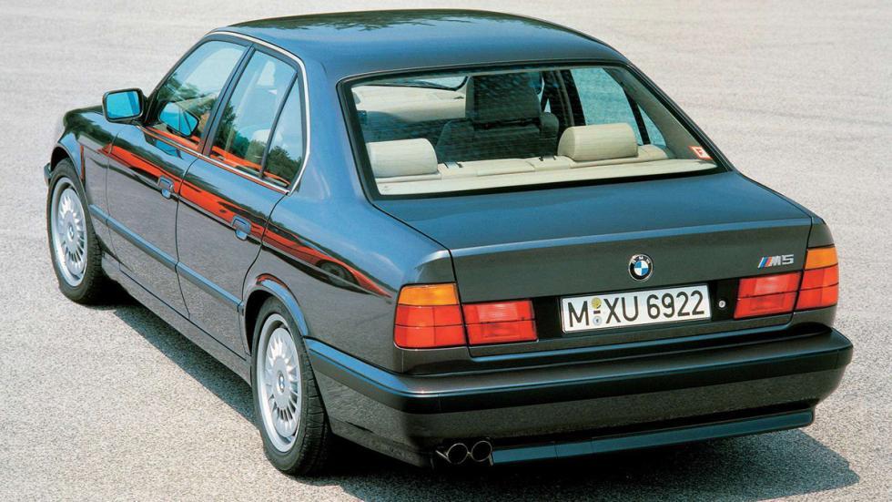 BMW-podrían-revalorizarse-bmw-m5-e34-zaga