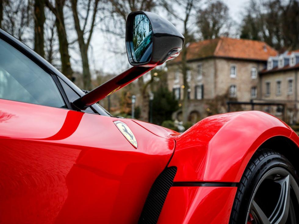 Ferrari LaFerrari detalle