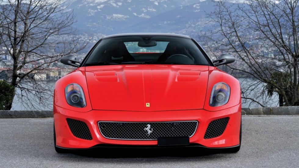 Ferrari 599 GTO usado frontal