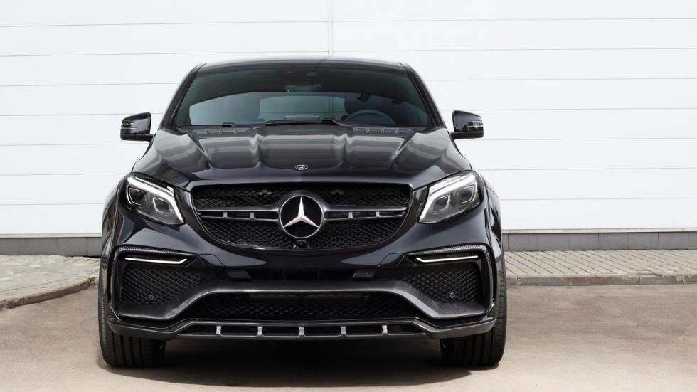 Mercedes GLE Coupe by Topcar morro