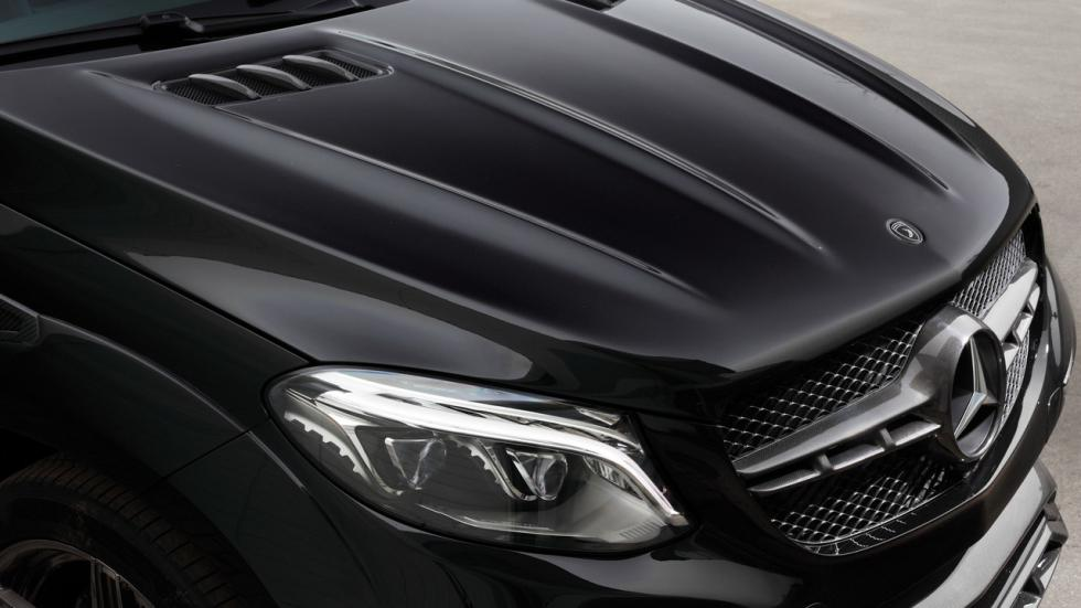 Mercedes GLE Coupe by Topcar detalle