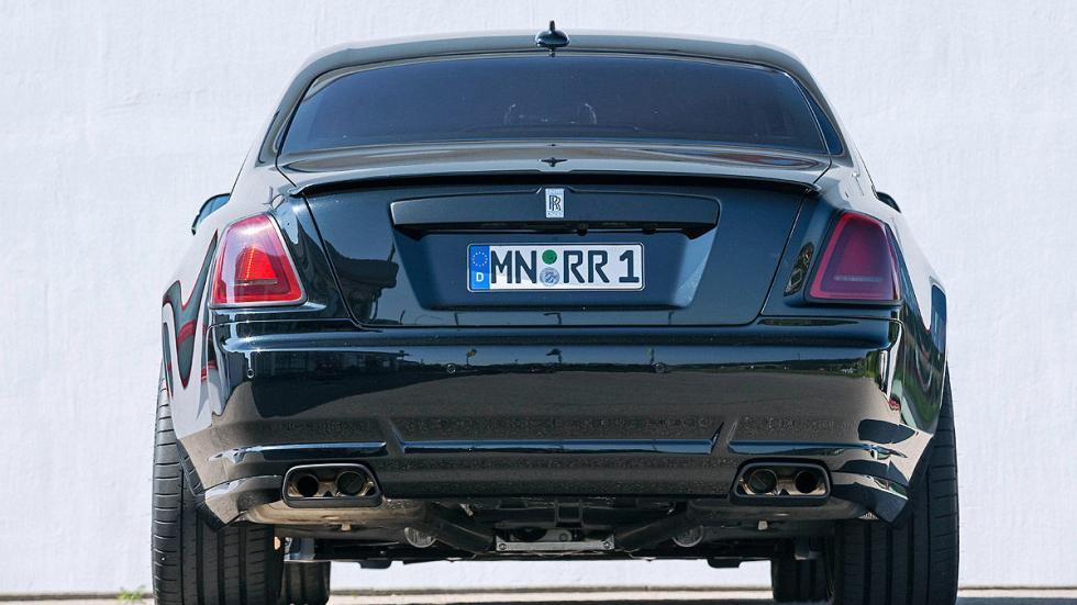 Prueba: Spofec Rolls-Royce Ghost zaga