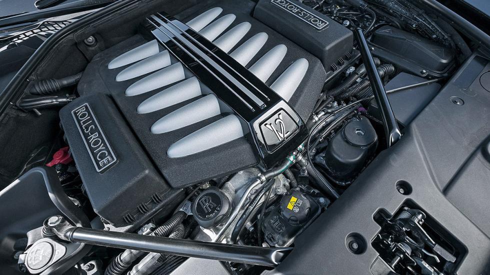 Prueba: Spofec Rolls-Royce Ghost motor