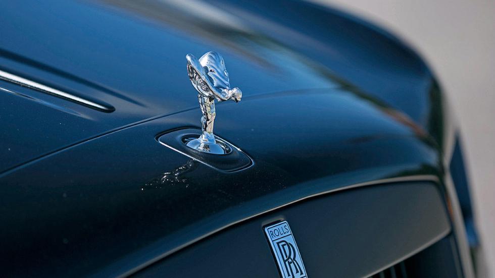 Prueba: Spofec Rolls-Royce Ghost ángel