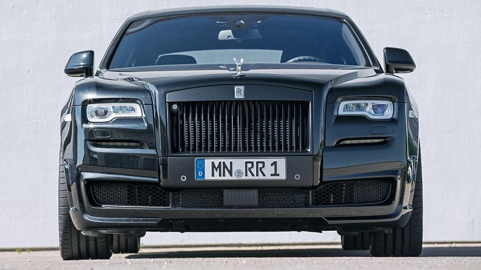 Prueba: Spofec Rolls-Royce Ghost morro