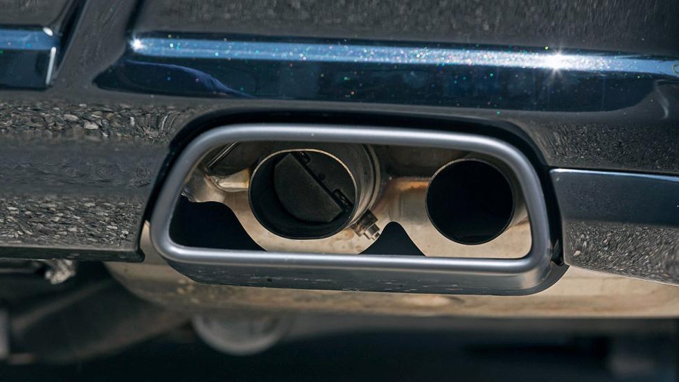 Prueba: Spofec Rolls-Royce Ghost escapes