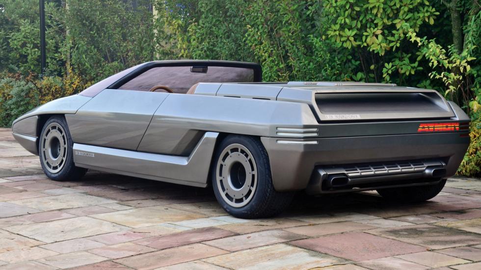 prototipos abandonados Lamborghini Athon zaga