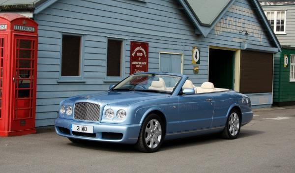 kobe Bryant Bentley Azure garaje divorcio coche