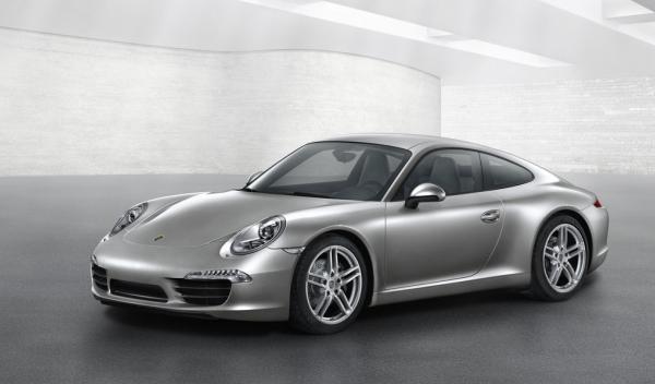 Porsche 911 Bieber