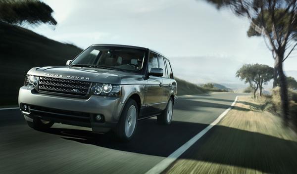 Range Rover Bieber