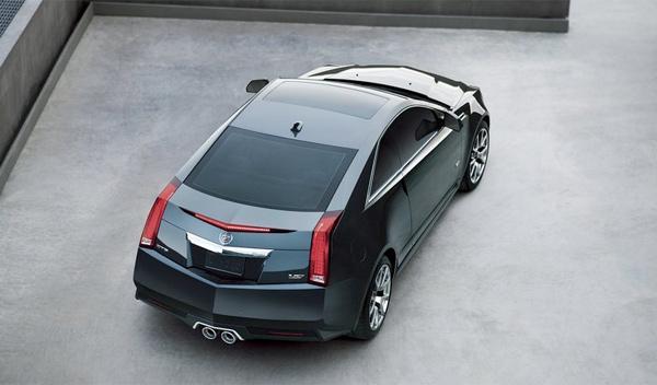 Cadillac CTS-V coupé Bieber