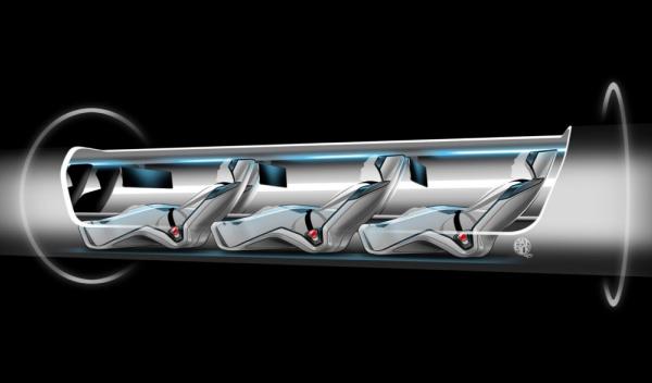 Hyperloop Boceto 3