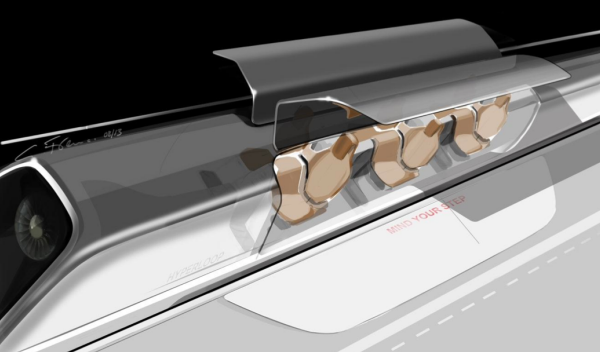 Hyperloop Boceto 2