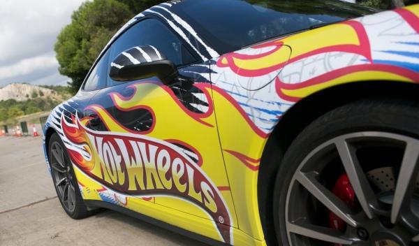 Porsche 911 Hot Wheels