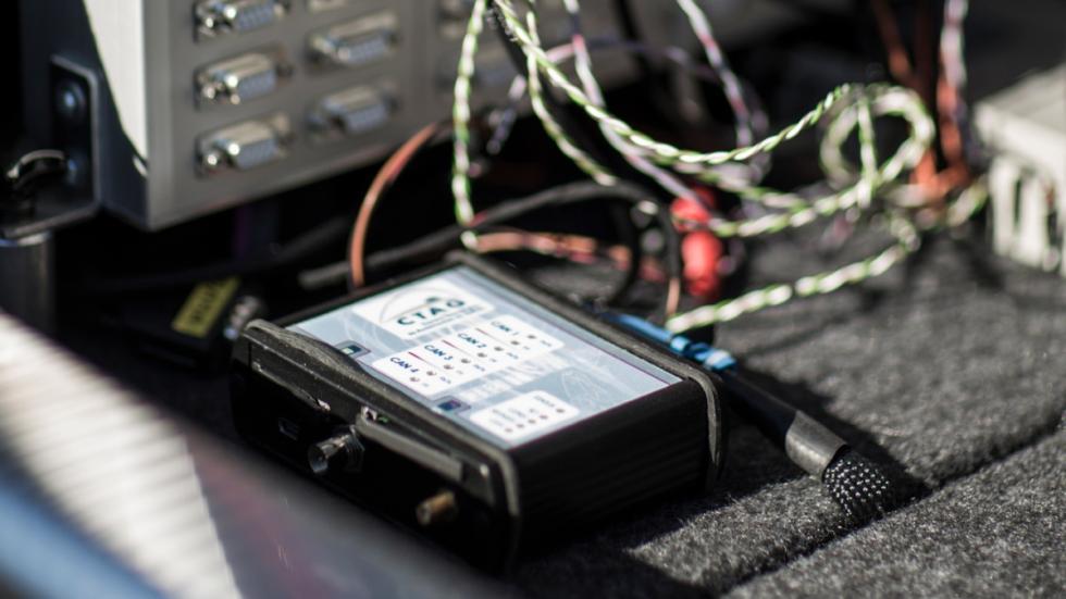 coche autónomo de audi ascari módulo