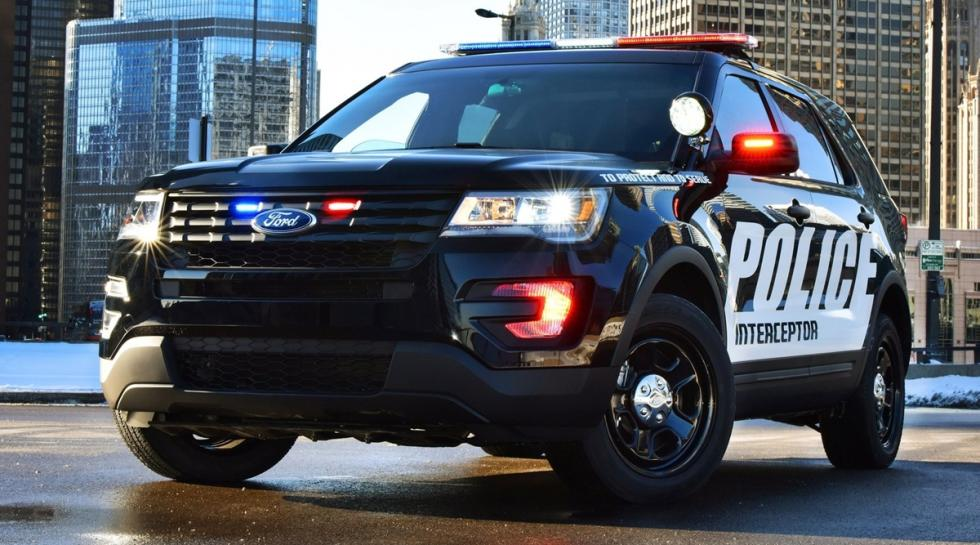 Ford Police Interceptor 1